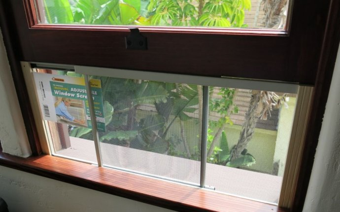 Adjustable Window Screens - Just Say No to Zika - Home Fixated