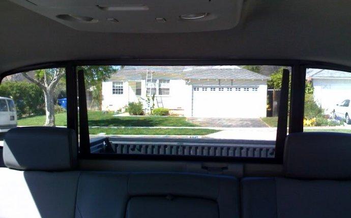 DIY: Rear Window Screen - Nissan Titan Forum