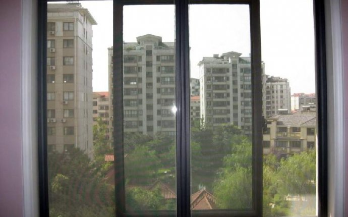 Fiberglass window screen,invisible window screen