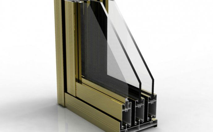 New design standard africa Aluminium Sliding Window with mosquito