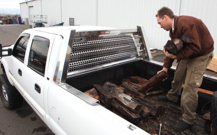 Pickup Trucks Back Window Protection Pictures to Pin on Pinterest