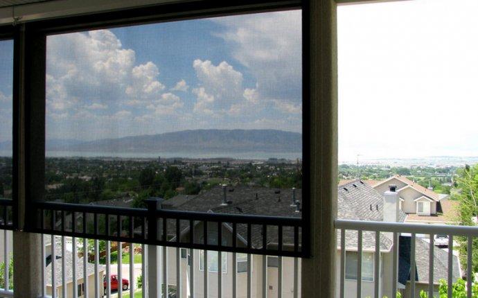 Residential Sunscreens in Utah   Warburton s Inc
