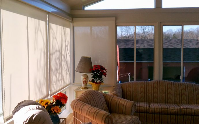 Roll-up Sun & Privacy Shades - CarPorts Louisville Car port KY