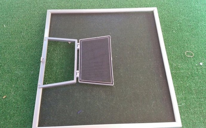 We make wicket screens that fit on the inside of your windows and