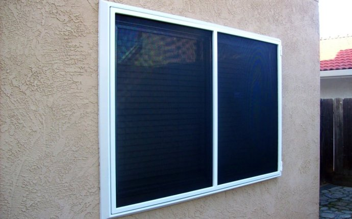 Window Screens San Diego , We custom make almost any shape and