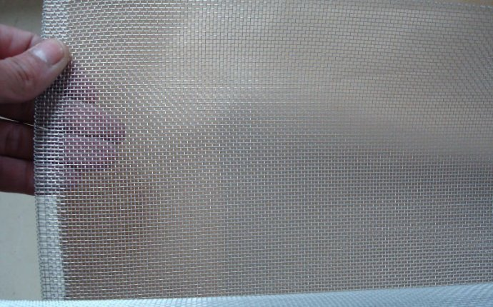 Aluminum Windows Screen Roll