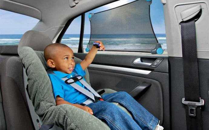 Car Windows Screen for Babies