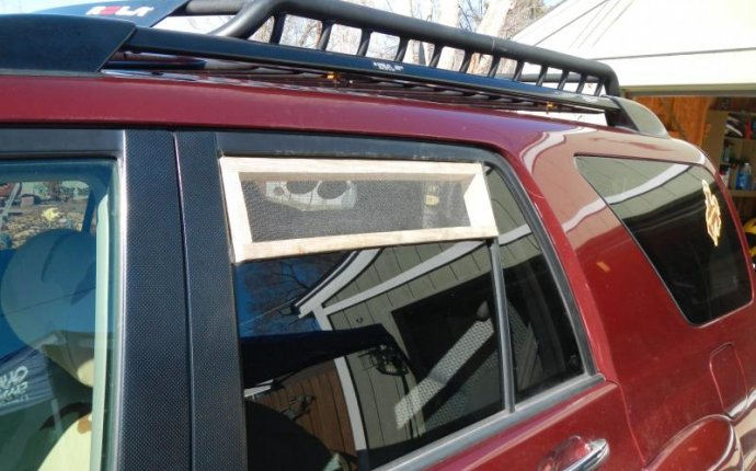 Automobile Windows Screen