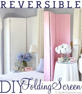 How to make a Reversible-Folding-Screen