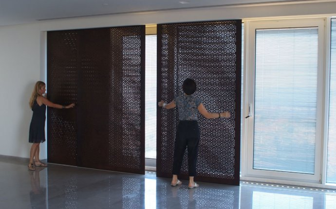 Decorative Windows Screen Panels