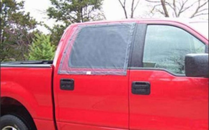 Windows Screen for Truck